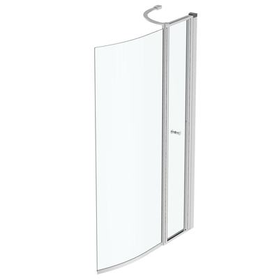 CONNECT AIR Bath Screen 89x142 cm